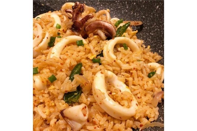 Raffie S Nasi Goreng Sotong Pedas Recipe