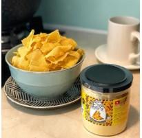 Raffie's Salted Egg Popiah Recipe