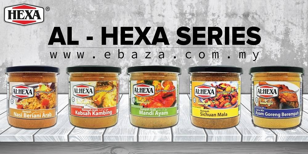 Al-Hexa Series
