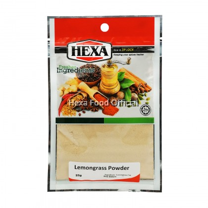 HEXA Lemon Grass Powder 25g
