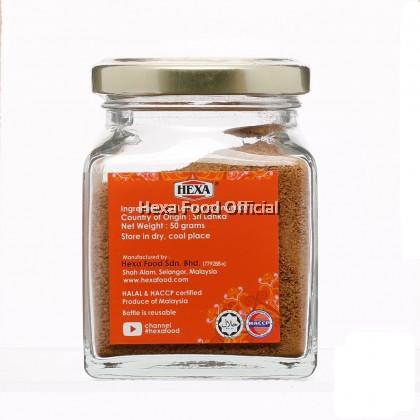 """Sapna Anand"" Ceylon Sri Lankan Cinnamon Powder 50g"