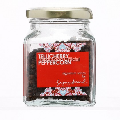 """Sapna Anand"" Telicherry Peppercorn 80g"