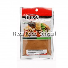 HEXA 5 Spices Powder 50g