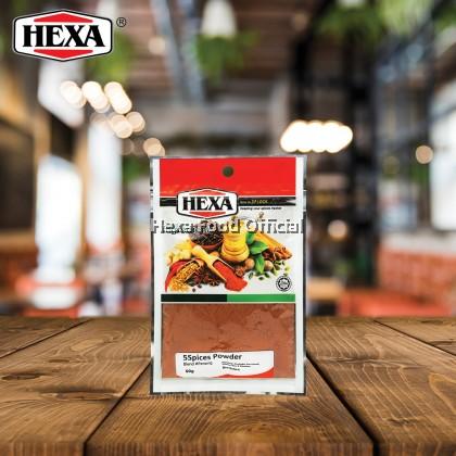 HEXA 5 Spices Powder 50g