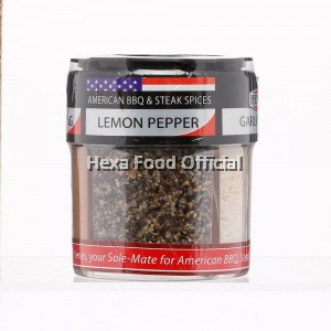 HEXA American BBQ & Steak Spices (4 in 1) 85g