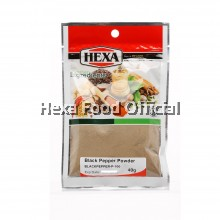 HEXA Black Pepper Powder 40g #100
