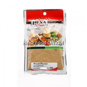 HEXA Briyani Powder 50g