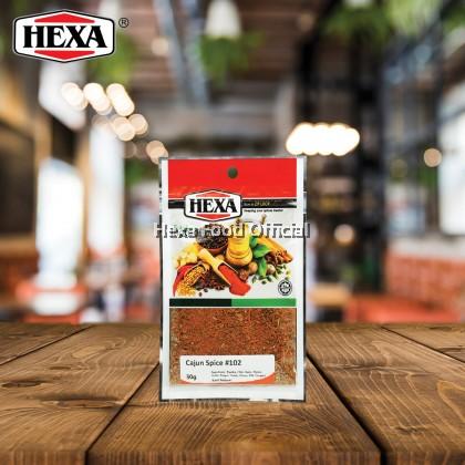 HEXA CAJUN SPICE 30g