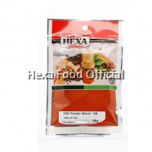 HEXA Chili Powder 40g #100 (Spicy Rating: 3 - 12,000 SHU)
