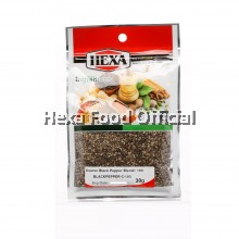HEXA Coarse Black Pepper 30g #103