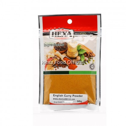 HEXA English Curry Powder 50g