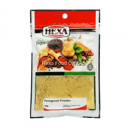HEXA Fenugreek Powder 50g