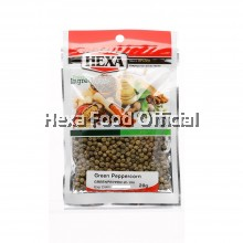 HEXA Green Peppercorn 20g