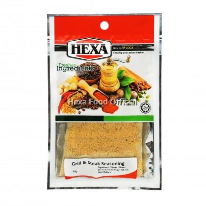 HEXA HALAL Grill & Steak Seasoning 40gm