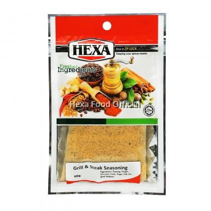 HEXA GRILL & STEAK SEASONING 50g