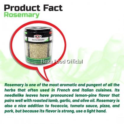 HEXA HALAL Italian 4In1 Herbs Series (24gm) Oregano / Parsley / Rosemary / Basil