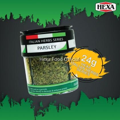 HEXA HALAL Italian 4 In 1 Herbs Series (24g) Oregano / Parsley / Rosemary / Basil
