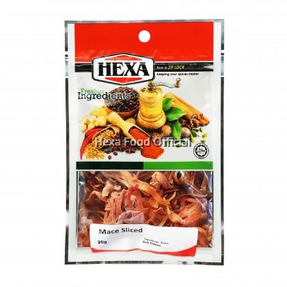 HEXA HALAL Mace Sliced 20gm