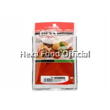 HEXA Paprika Powder 30g (Spicy Rating: 1 - 2,000 SHU)