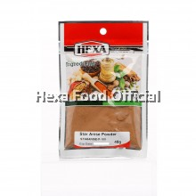 HEXA Star Anise Powder 40g