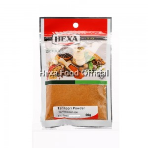 HEXA Tandoori Powder 50g