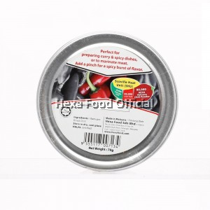 HEXA Volcano Chili Powder 70g