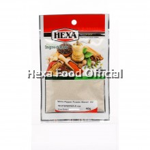 HEXA White Pepper Powder 40g #102