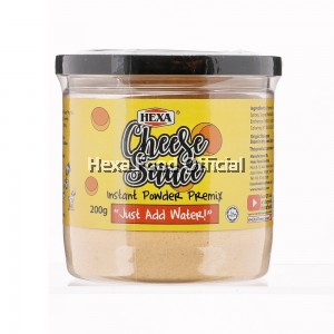 HEXA Cheese Sauce Premix Powder 200 g