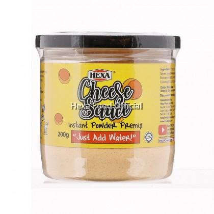 "Nachos Set ""HEXA Cheese Sauce Premix 200g + Paprika Powder 30g+ Italian Mixed Herbs 20g"""