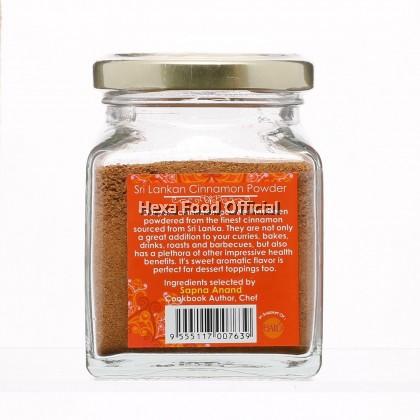 Sri Lankan Premium Ceylon Cinnamon*2 jars