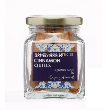 """Sapna Anand"" Premium Ceylon Cinnamon*2 jars"