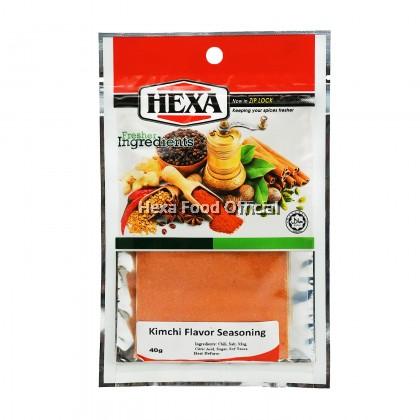HEXA HALAL Kimchi Flavor Seasoning 40gm