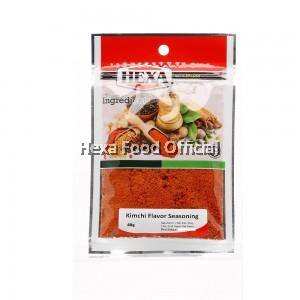 Hexa Kimchi F.S 40g + Cajun Spice 30g + BBQ Flavor Seasoning 40g