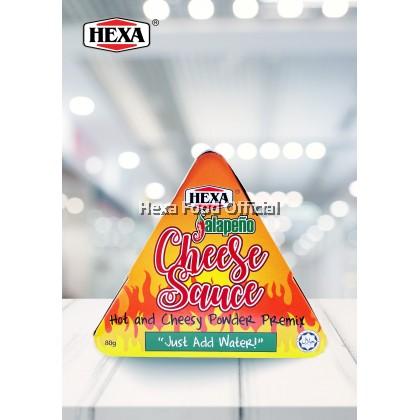 Hexa Jalapeno Cheese Sauce Premix 80g