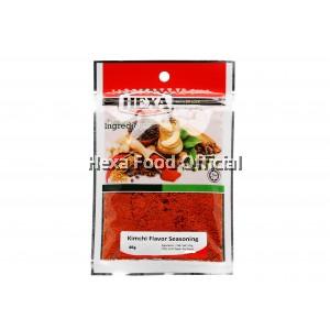 Hexa Salted Egg Sauce Premix 40g *2 + Kimchi Flavor Seasoning 40g