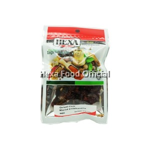 HEXA Dried Chili Blend #Habanero 10g