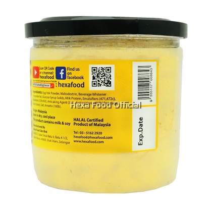 HEXA Salted Egg Sauce Powder Premix 140g
