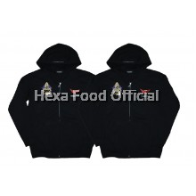 TWO (2) M8HEXA x Neverwake Hoodie (LAUNCH PROMO) + FREE SHIPPING
