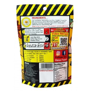 HEXA Salted Egg Sauce Powder Premix 80g
