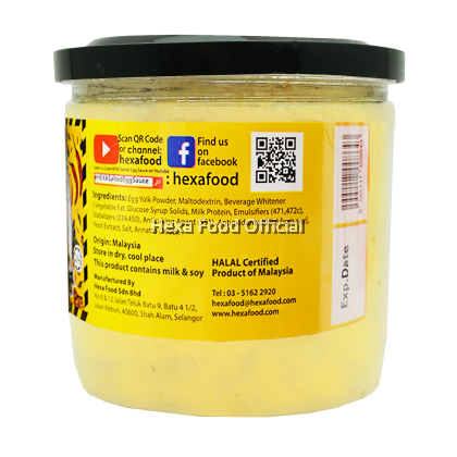 HEXA Salted Egg Sauce Powder Premix 140g*2