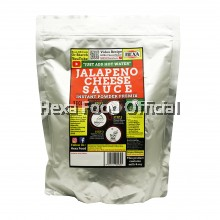 HEXA CHEESE SAUCE POWDER (Jalapeno) 1kg