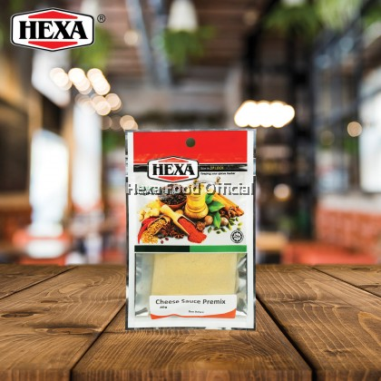 HEXA CHEESE SAUCE PREMIX ORIGINAL 40g