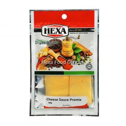 HEXA Cheese Sauce Premix Original (40g)