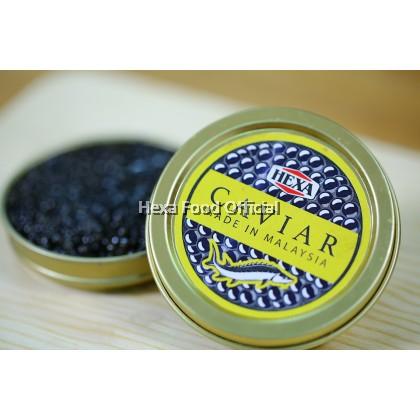 Best Quality Fresh Malaysian Siberian Kaluga Hybrid Caviar 30g