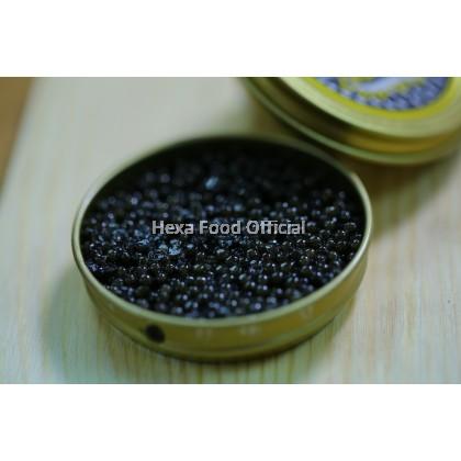 HEXA Malaysian Fresh Caviar Siberian Kaluga Hybrid 30g