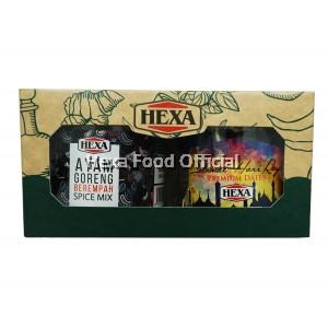 HEXA Ramadan Set (Ayam Goreng Berempah 150g+Tamrah Chocolate Dates 100g)