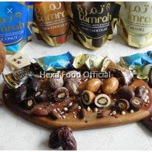 HEXA Ramadan Set (Cheese Premix Powder 200g+Tamrah Chocolate Dates 100g)