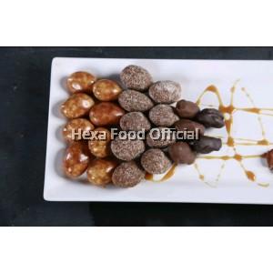 HEXA Ramadan Set (Salted Egg Powder Premix 140g+Tamrah Chocolate Dates 100g)