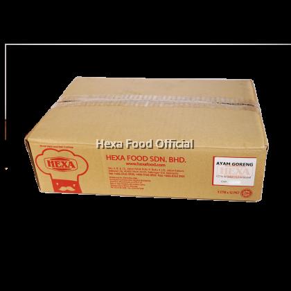 Hexa Ayam Goreng Berempah 150G*12