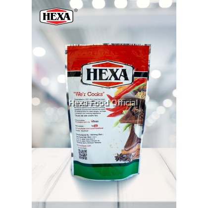 HEXA BLACK PEPPER POWDER 500g